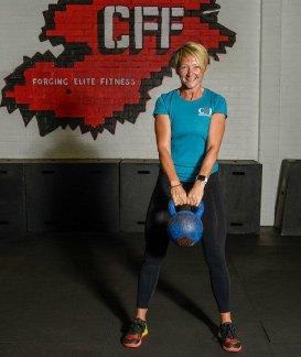 Crossfit Fife – Strength Conditioning Kettlebells Fitness Weight